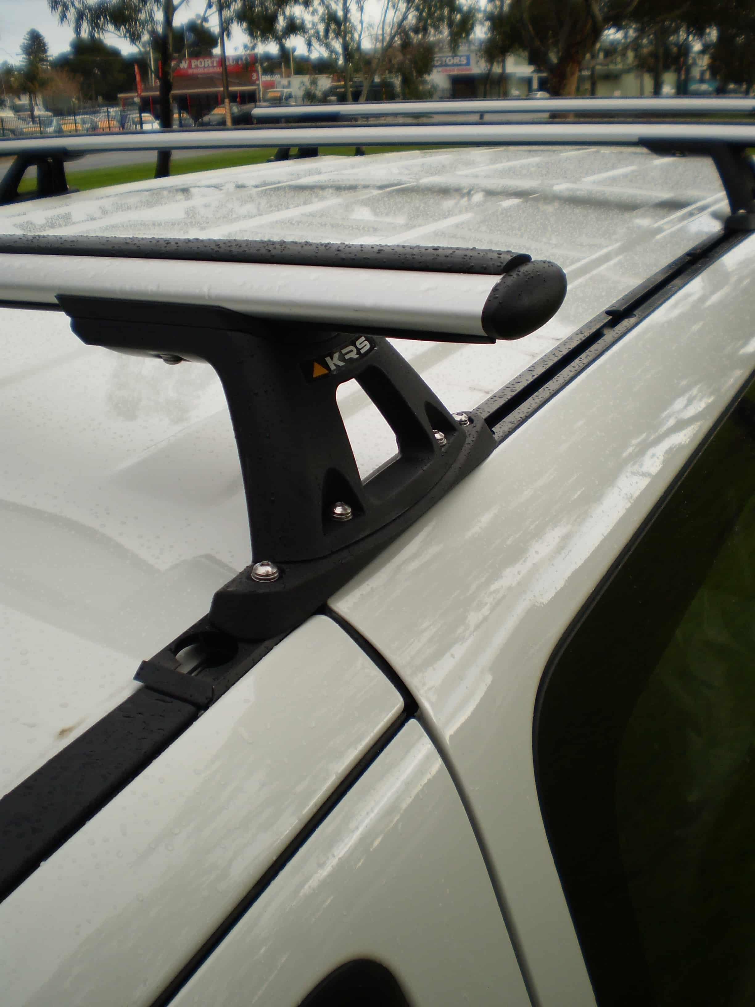series roof racks toyota rack rails prado yakima superstore without
