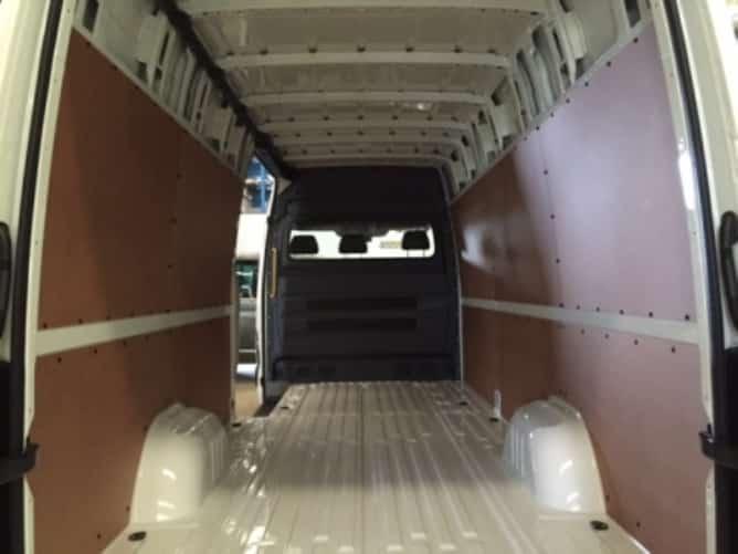 Toyota Hiace Interior Lining Panels Krs Australia