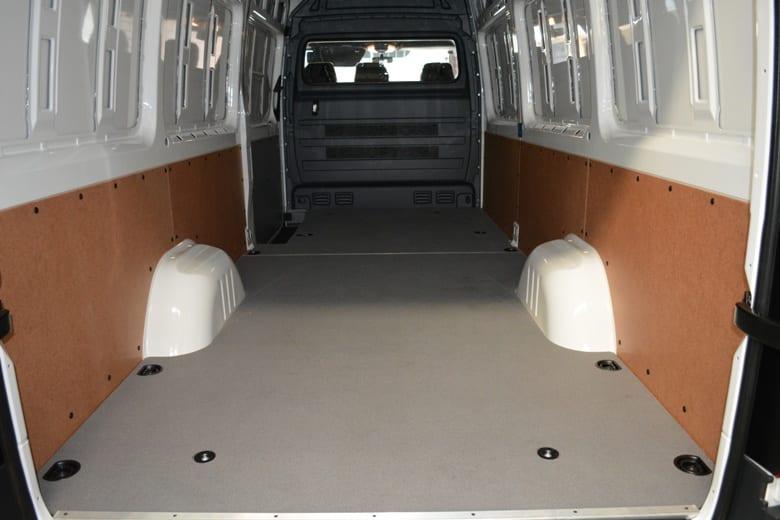 Mercedes Sprinter Interior Lining Panels